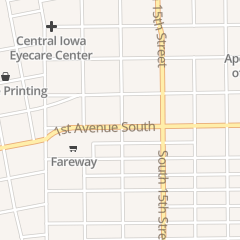 Directions for Central Perk & Dessert in Fort Dodge, IA 14 S 14th St