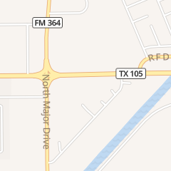 Directions for Mr. Transmission in Beaumont, TX 7315 Highway 105