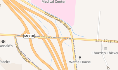 Directions for Cirilla's in Belton, MO 8028 E 171st St