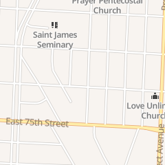Directions for Dave's Place in Kansas City, MO 2116 E 74th St