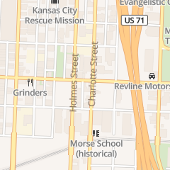 Directions for Machine Head in Kansas City, MO 715 E 18th St