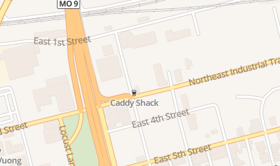 Directions for Caddy Shack in Kansas City, MO 700 E 3rd St