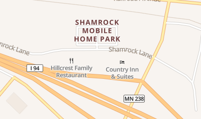 Directions for Freeway Liquor in Albany, MN 1000 Shamrock Ln