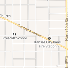 Directions for Jack Swall Complete Auto Care in Kansas City, KS 1233 Central Ave