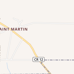 Directions for PARISH HOUSE in SAINT MARTIN, MN 119 MAINE ST