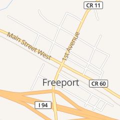 Directions for Central Minnesota Fcu in Freeport, MN 107 1st Ave N