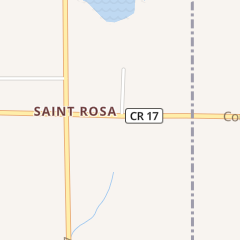 Directions for Church St Rose of Lima in Freeport, MN 28905 County Road 17