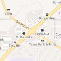 Directions for Pro-Cuts Hair Salon in Longview, TX 1809 W Loop 281 Ste 102