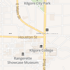 Directions for Peddler's Pizza in Kilgore, TX 907 Houston St