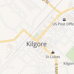 Directions for NANNY GOAT'S CAFE in Kilgore, TX 107 N Kilgore St
