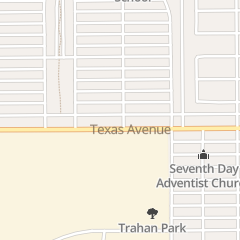 Directions for Parker's Place in Texas City, TX 1504 Texas Ave