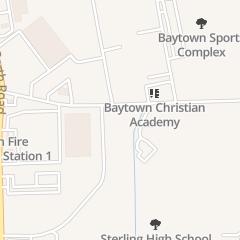 Directions for Uncle Bob's Self-Storage in Baytown, TX 455 W Cedar Bayou Lynchburg Rd