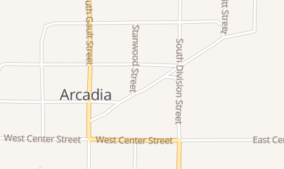 Directions for Front Street Station in ARCADIA, IA 109 W Front St