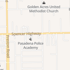 Directions for Alpha Nails in Pasadena, TX 4950 Spencer Hwy Ste G