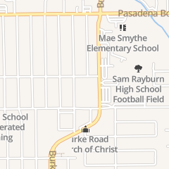 Directions for Iglesia Hispana Pentecostal in Pasadena, TX 1922 Dallas St