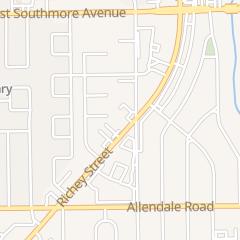 Directions for Iglesia DE Dios Pentecostal in Pasadena, TX 1724 Richey St