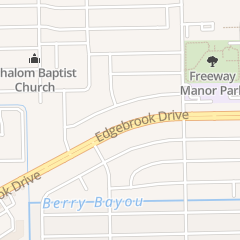 Directions for Edgebrook Nails in Houston, TX 907 Edgebrook Dr
