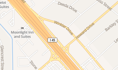 Directions for Legs Cabaret in Houston, TX 8307 Gulf Fwy