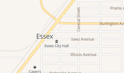 Directions for Essex Child Care Center in Essex, IA 513 Iowa Ave