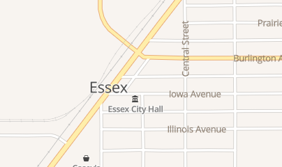 Directions for Essex Fire Dept in Essex, IA 501 Iowa Ave