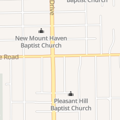 Directions for Carol's Diner in Houston, TX 4934 Laura Koppe Rd