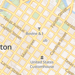 Directions for Beckcom Brian Attorney in Houston, TX 1001 Texas St