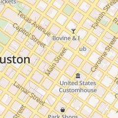 Directions for PORTVISION in Houston, TX 723 Main St Ste 1004