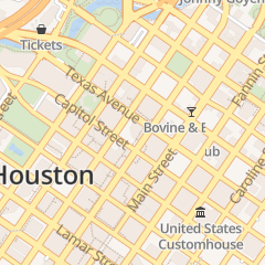 Directions for BAUMANN CHARLES E ATTY in Houston, TX 600 Travis St