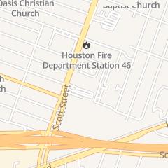 Directions for Scott St Diner in Houston, TX 7265 Scott St
