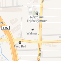 Directions for Walmart Supercenter in Houston, TX 4412 North Fwy