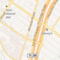 Directions for Sls Houston Properties llc in Houston, TX 5445 Almeda Rd