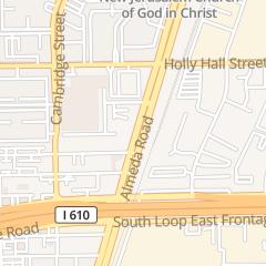 Directions for Lisa Nails in Houston, TX 8413 Almeda Rd Ste Q2
