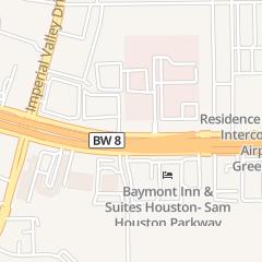 Directions for North Belt Vision Clinic in Houston, TX 505 N Sam Houston Pkwy E Ste 276