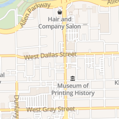 Directions for HOUSTON AREA WOMEN'S CENTER in Houston, TX 1010 Waugh Dr