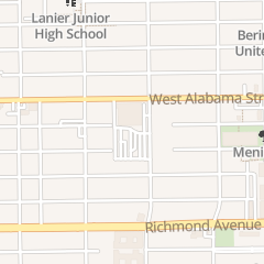 Directions for Redi Clinic in Houston, TX 1701 W Alabama St
