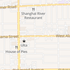 Directions for Fringe Salon and Color Bar in Houston, TX 2400 W Alabama St