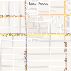 Directions for The Chocolate Bar in Houston, TX 2521 University Blvd