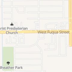 Directions for LA Michoacana in Houston, TX 4001 W Fuqua St
