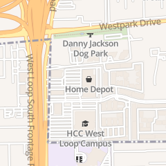 Directions for Home Services At the Home Depot in Houston, TX 5445 West Loop S