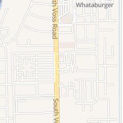 Directions for Baker's Ribs in Houston, TX 2223 S Voss Rd
