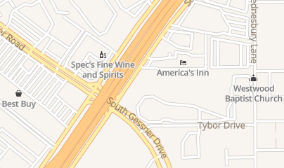 Directions for Maida Law Firm in Houston, TX 8313 Southwest Freeway #102