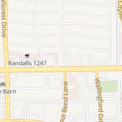 Directions for H Steve Morgan Dds in Houston, TX 2534 Walnut Bend Ln
