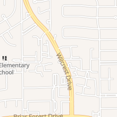Directions for Memorial Cosmetic Dental Associates in Houston, TX 1000 Wilcrest Dr