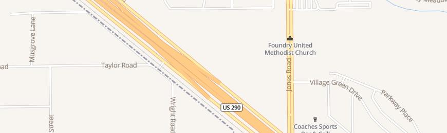 290 @ Jones Rd Enterprise In Houston, TX
