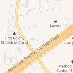 Directions for Wendy's in Sugar Land, TX 16710 Southwest Fwy