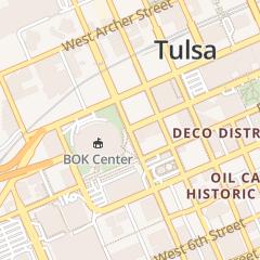 Directions for Harlem Globetrotters  in Tulsa, OK 200 S Denver Ave