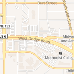 Directions for Rogers Clay M Atty in Omaha, NE 8712 W Dodge Rd Ste 400