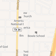 Directions for All About Hair Salon in Greenville, TX 2610 Poplar St Ste e