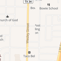 Directions for Jack in the Box in Greenville, TX 6403 Wesley St