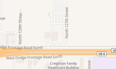 Directions for Four Points Federal Credit Union in Omaha, NE 510 N 127th St